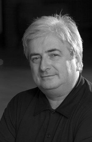 Image of composer John Burke